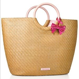 Juicy couture beach bag new